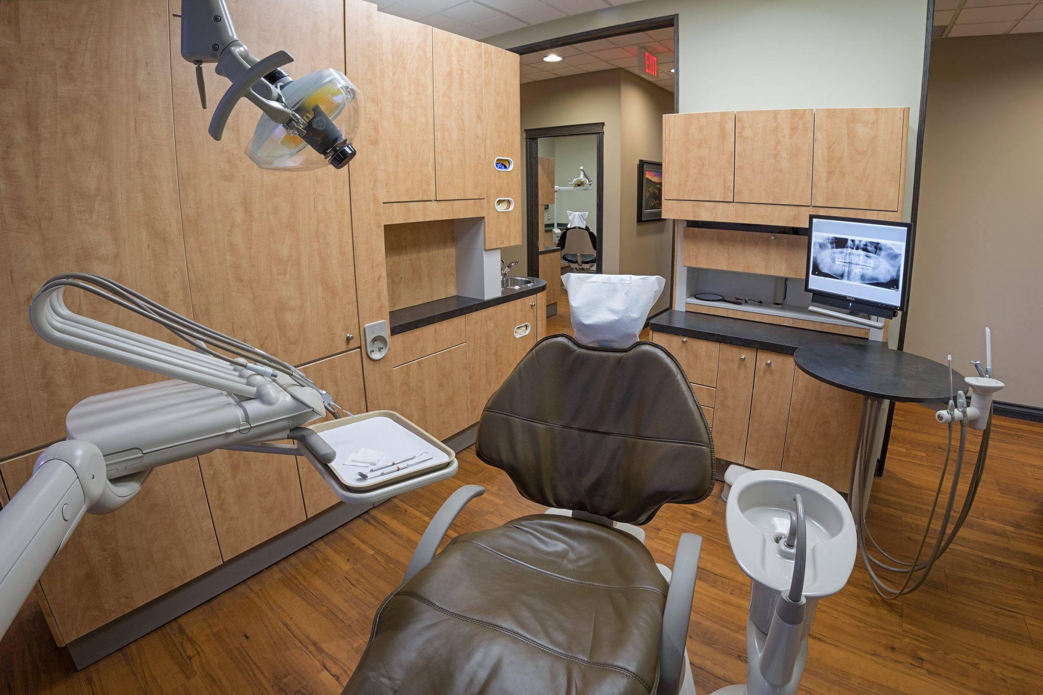 Reflections Dental Centre Kelowna Reception Area 3