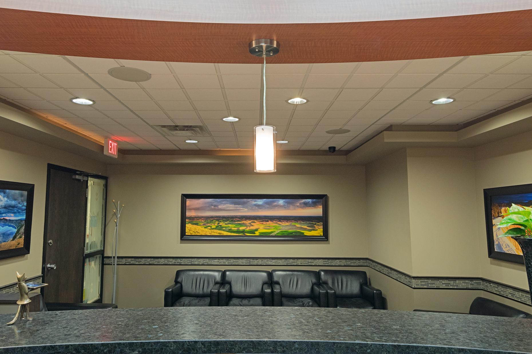 Reflections Dental Centre Kelowna Reception Area 6